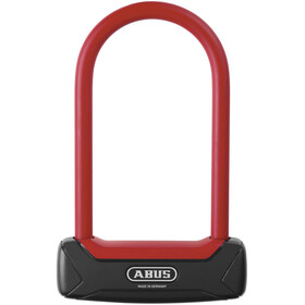 ABUS Granit Plus U-Lock, red